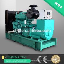 250kw Generatoren Kraftwerk mit Cummins Motor NTA855-G1A Generator Satz 250kw Preise