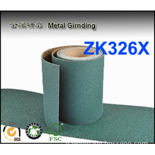 Zirconium Oxide Abrasive Cloth Roll for Flap Disc Zk326X