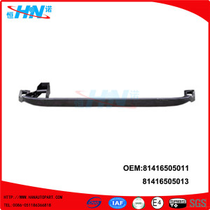 Man Bumper Support 81416505011 81416505013 Spare Parts