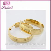 Alibaba nuevos pendientes de oro de llegada 2014 nuevos pendientes de diseño