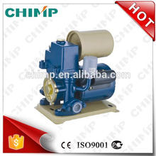 CHIMP 0.75KW PQTcast hierro automático casa booster bomba de agua eléctrica