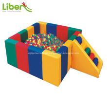 Kids indoor soft play equipment
