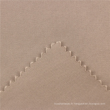 60 / 2x60 / 2 / 156x74 171gsm 149cm 100% coton en sergé pour pantalons uniformes