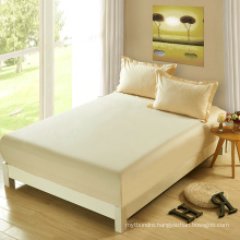 100% Cotton Plain Home Bedding Bedsheet