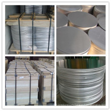 1050 1060 1100 1200 3003 Aluminum Sheet Disc for Deep Drawing