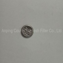 Food Grade Sintered Stainless Steel Filter Disc