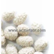 Weißer Zucker bedeckte Erdnüsse