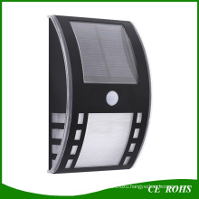 Factory Wholesale Outdoor Solar Garden LED Light Fence Solar Wall Lighting Lamp for Aisle