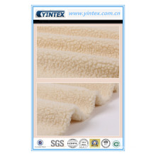 Manufactory Soft Polar Fleece Fabric-Yellow