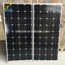 5 Jahre Garantie ip65 / ip68 Fabrikpreis monokristallines Solarmodul