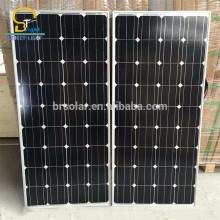 5 años de garantía ip65 / ip68 precio de fábrica panel solar monocristalino