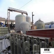 Raccords de tuyauterie en PRF - Tee pour l'industrie chimique ou de l'eau