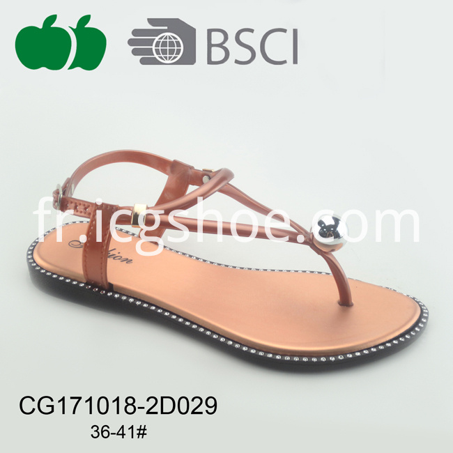 New Design Beautiful Elegant Women Sandals