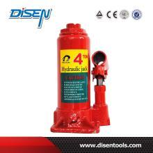 Cylindre à bouteille hydraulique 4ton pour réparation de voiture