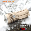 Maxtoch SN6X-15 T6 4*18650 Battery Pack Super Bright Police Flashlight