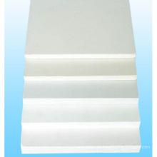 Hoja de perfiles de ventana de PVC CPE 135A