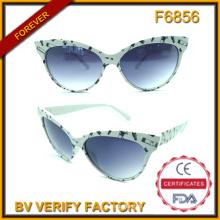 Fashion Cat Eye Sunglasses Wholesale in China (F6856)