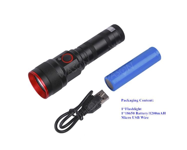 Ultra Bright Flashlight