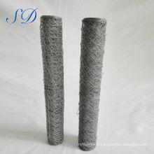 Fabrication de fil de poulet / PVC enduit Alibaba Chine Maillage de fil hexagonal pour poulet Coop