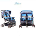 2016 Fashionable Design Baby Twin Stroller/ Twin Carriage