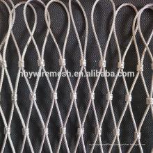 Сетка веревочки провода нержавеющей стали украшения плетение веревочки безопасности зверинца