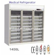 Réfrigérateur médical (1400L)
