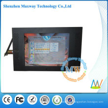 10 inch 4:3 lcd advertising display with motion sensor