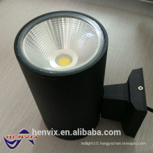High quality 40 watt outdoor wall lamp cement