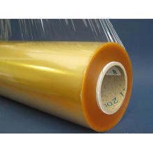 La mejor película elástica de envoltura plástica de PVC fresco
