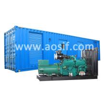 500KVA à 50Hz, 400V Power Generator
