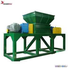 Plastic shredder crushing machine