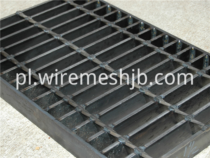 Bar Grating Stair Tread