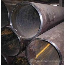 diamètre 76,1 mm pipe sans couture légère en acier