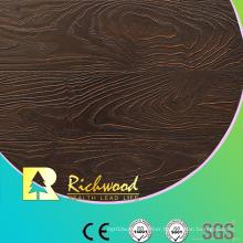12.3mm E0 AC4 Embossed Hickory U-Grooved Waterproof Laminate Floor