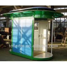 BKP-2 service kiosk