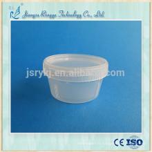 30 ml de vaisselle jetable jetable à usage en PP avec capuchon