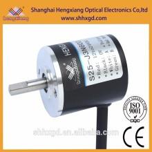 Hengxiang codificador rotativo S25 sensor mini pir 8 fios