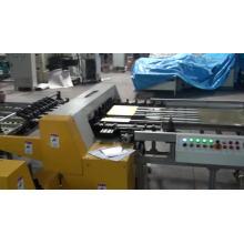 Máquina de fazer latas redondas automáticas, linha de produção de fabricante de carrocerias