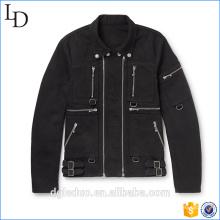 OEM Service 100% Cotton Canvas Jacket for Mens