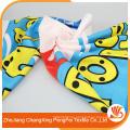 Fancy cartoon print bed sheet fabric wtih low price