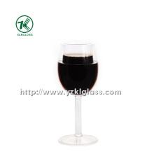 Single Wall vidro de champanhe por SGS (450ml)