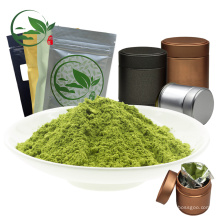 Té verde instantáneo orgánico natural de Matcha del 100%