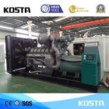 プライム出力550kVA / 440kw発電機セット