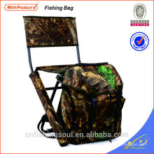 FSBG018 waterproof fishing tackle Fishing Chair and fishing bag