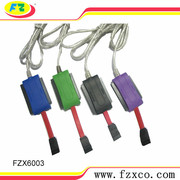 R-driver3 USB2.0 till SATA & IDE omvandlare kabel