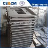 high precision oem custom fabrication metal sheet service