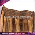 precio al por mayor barato del pelo del pelo humano