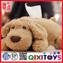 Ресторан серии украшение нового типа салфетки коробки ткани плюшевые мягкие игрушки
