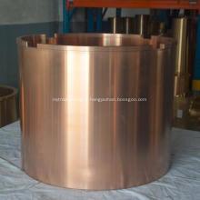 Douille en bronze centrifuge pour broyeur