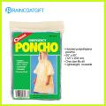 Cheap Disposbale PE Rain Poncho Rpe-028